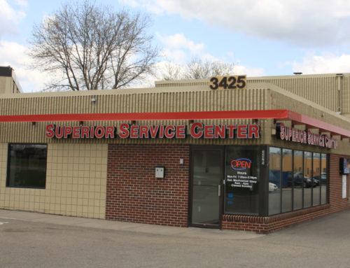 Superior Service CenterEagan, MN