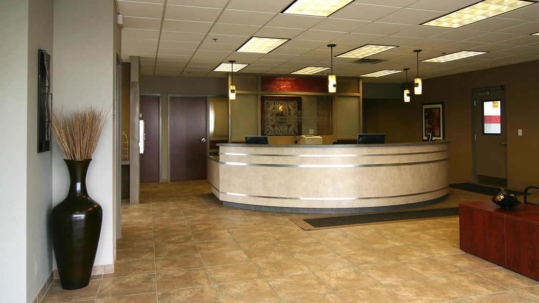 Valley Buick Gmc >> Superior Service Center: Eagan, MN - Langer Construction