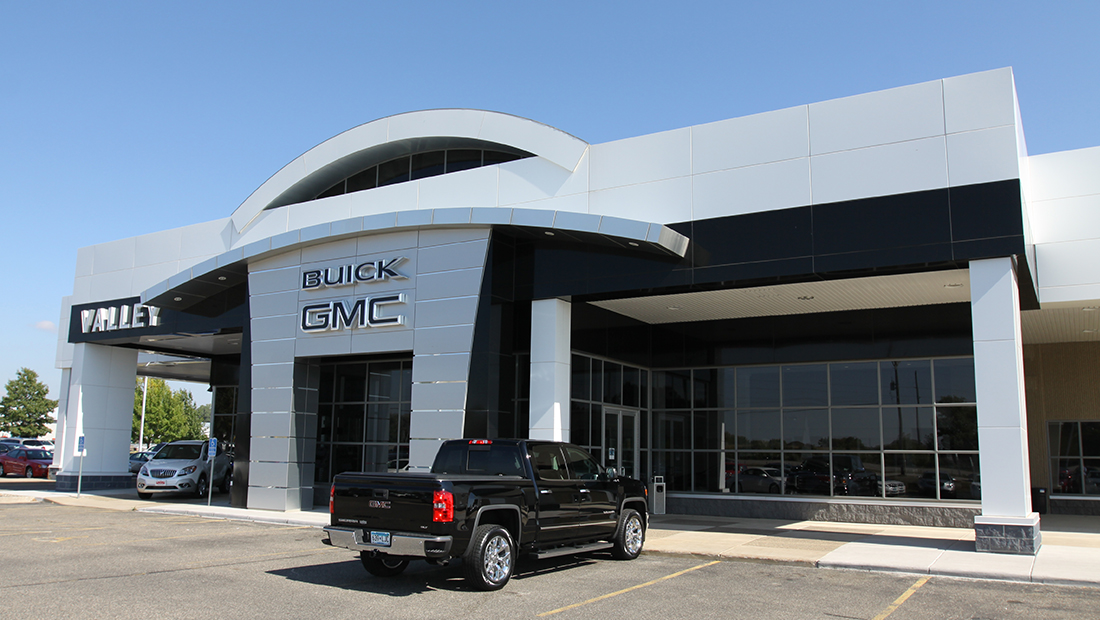 Alley Buick GMC Of Hastings Hastings MN Langer Construction - Buick dealerships in minnesota