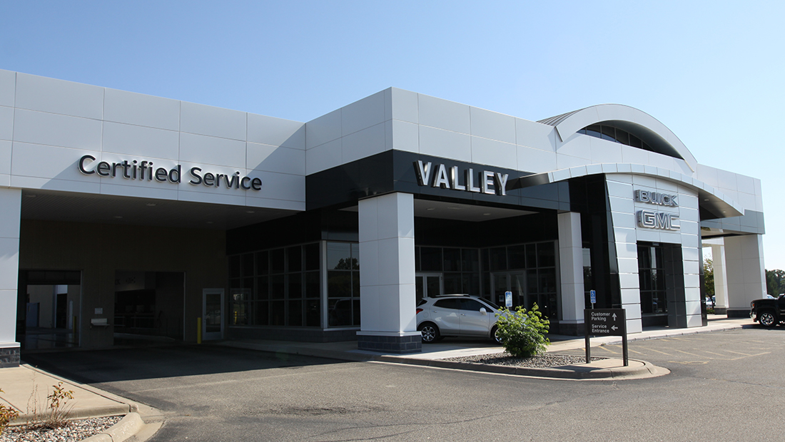 Valley Buick Gmc >> Alley Buick Gmc Of Hastings Hastings Mn Langer Construction