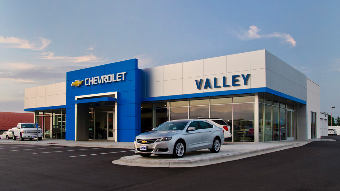 Valley Chevrolet Of Hastings Hastings Mn Langer Construction