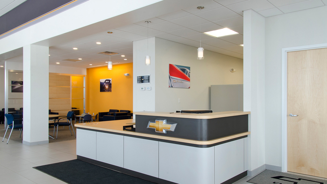 Valley Chevrolet of Hastings: Hastings, MN - Langer Construction